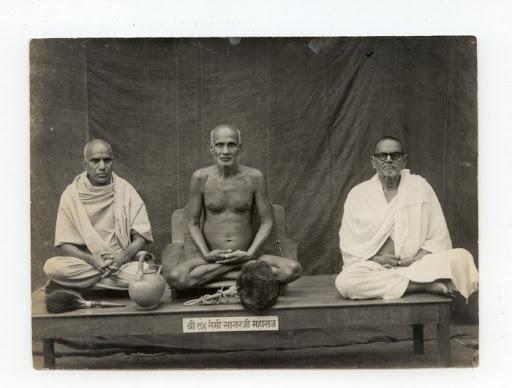 Acharya Shri 108 Nemi Sagar Ji Maharaj 1928